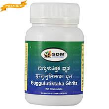 Гуггул Тикта гритам (Guggulu Thikta Ghrita, SDM), 100 грамм - детоксикация организма