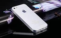 Ультратонкий 0,3 мм чехол для Apple iPhone 5S / SE прозрачный