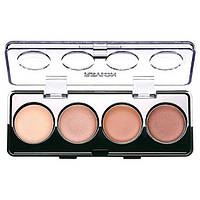 Палетка кремовых теней Revlon Illuminance Crème Shadow Not Just Nudes