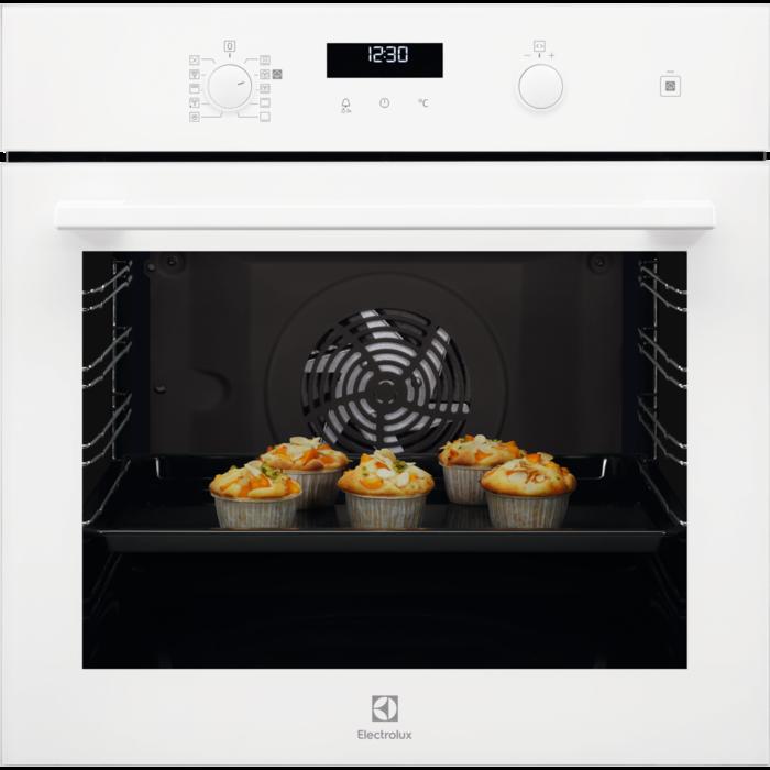 Встраиваемая духовка с функцией паровой печи Electrolux EOD6C71V