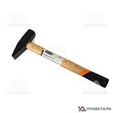 Молоток слесарный с деревянной рукояткой (600 гр.) | СИЛА 320115
