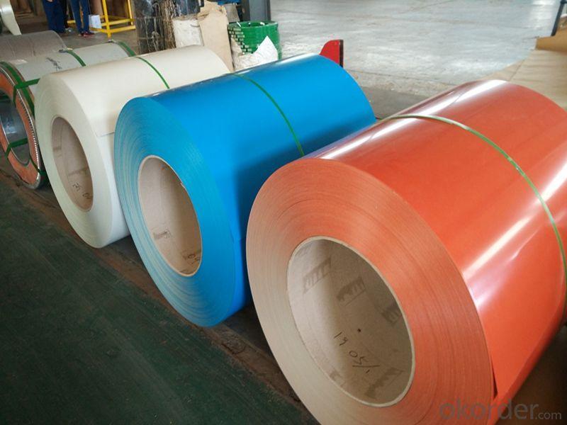 Рулонная сталь оцинкованная - покрытие полимерное .