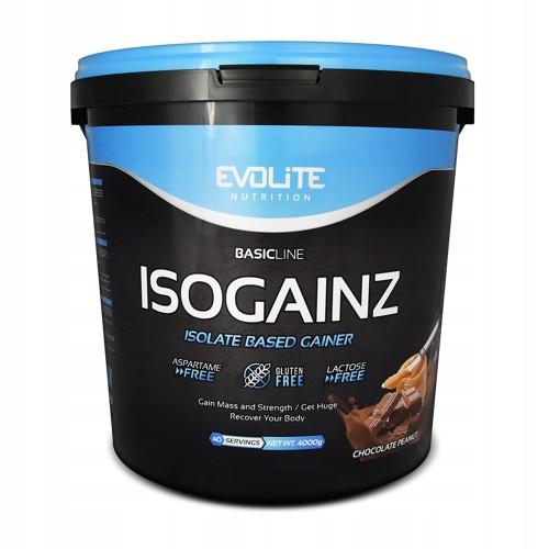 Гейнер Evolite Nutrition IsoGainz  4000g (Chocolate)