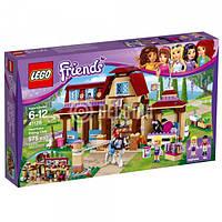 Пластмассовый конструктор LEGO Friends Клуб верховой езды (41126)