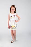 Детские шорты для девочки BRUMS Италия 131BGBL003
