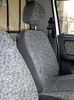 Сиденье переднее левое Таврия 11055-6810011-30. Водительское сидение на Таврию-пикап ЗАЗ-11055, фото 1