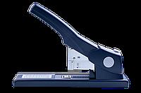 Степлер усиленной мощности Buromax 240 листов скобы № 23 синий