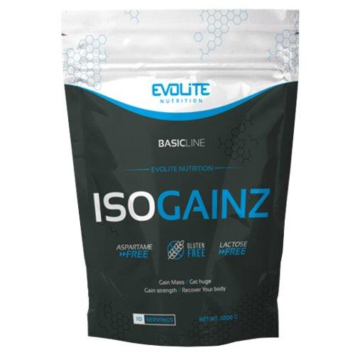 Гейнер Evolite Nutrition IsoGainz 1000g  (Strawberry)