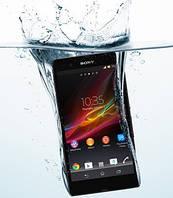 "Водонепроницаемый смартфон Sony Xperia Z,  дисплей 5"", Android 4.4, 13.1 Mpx, 16GB, ОЗУ 2GB, GPS, 4G"