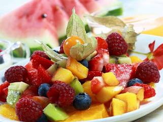 Фруктово-ягодный вкус