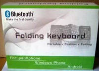 Bluetooth клавиатура Serteс GK-208