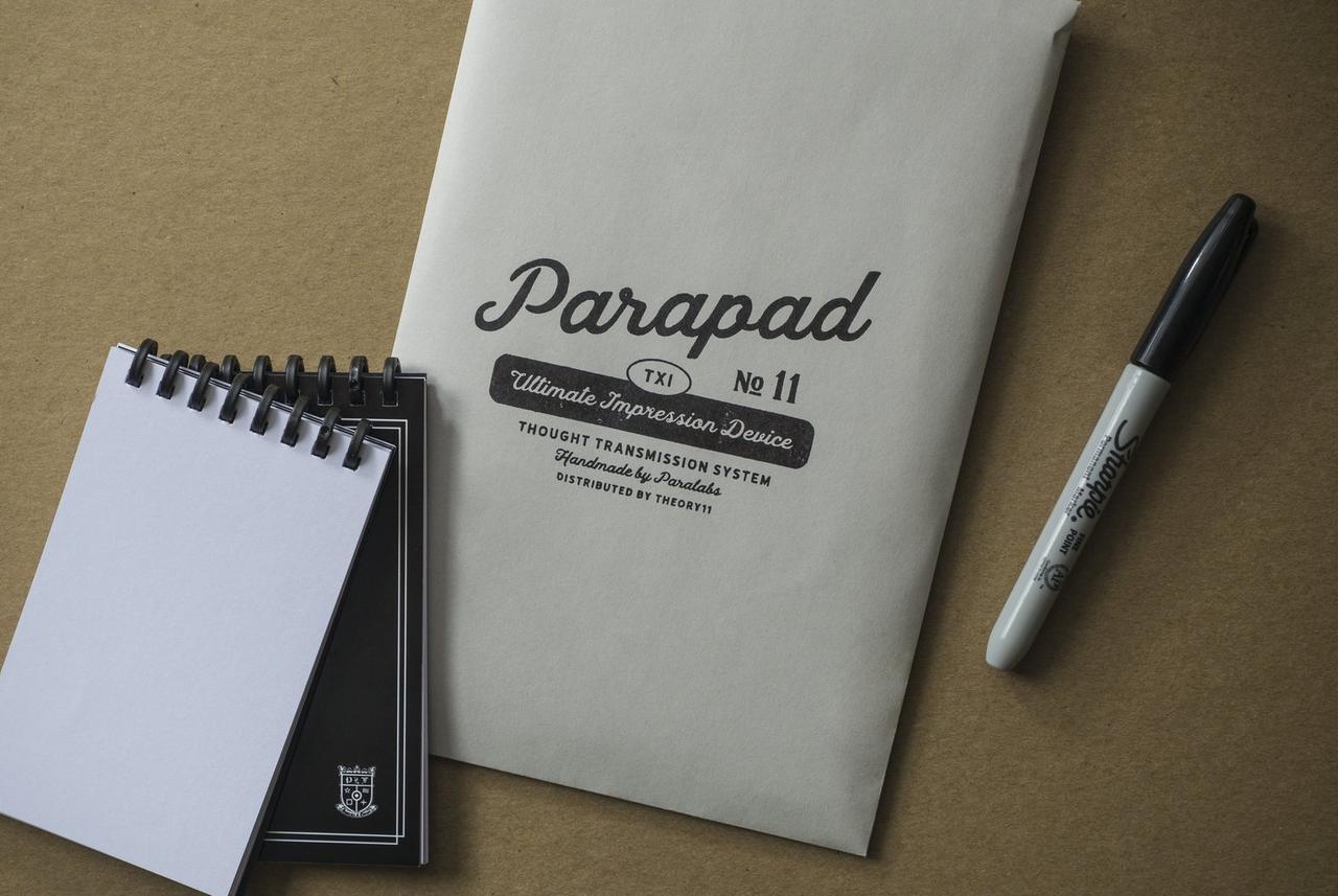 ParaPad by theory11