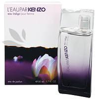 Женская парфюмированная вода Kenzo L`Eau Par Indigo Pour Femme 100 ml (Кензо Льо Пар Индиго Пур Фем)