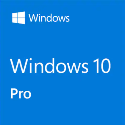 Microsoft Windows 10 Pro 64-bit English 1pk DVD OEM (FQC-08929)