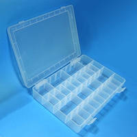 Тубус-контейнер 25x19.5x3.8 см * 24 разделителя