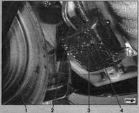 Lanos Бачок паров топлива Ланос GM Корея (ориг) 96351827