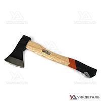 Топор с деревянной рукояткой (600 гр ) | СИЛА 320201