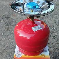 """Газовый комплект """"Пикник-Italy"""" RUDYY Rk-2 (5л)"""