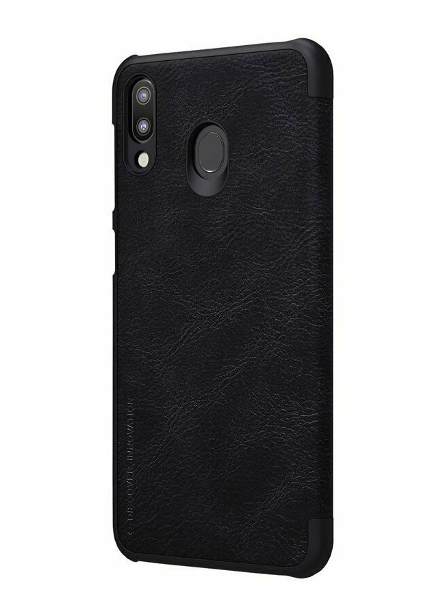 Чехол книжка Nillkin Qin ser. для Samsung Galaxy M20 Черный (174450)