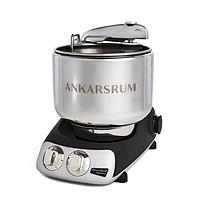 Тестомес Ankarsrum АКМ6220B Original Assistent Basic кухонный комбайн, черный матовый, фото 1