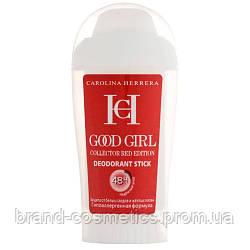 Дезодорант-антиперспирант Carolina Herrera Good Girl Collector red Edition женский