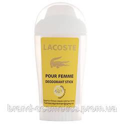 Дезодорант-антиперспирант Lacoste pour Femme женский