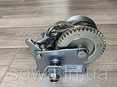 ✔️  Автомобильная лебедка  Euro Craft  800 фунтов / 360 кг, фото 2