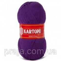 Kartopu Kristal 725 фиолетовый продажа цена в хмельницком пряжа