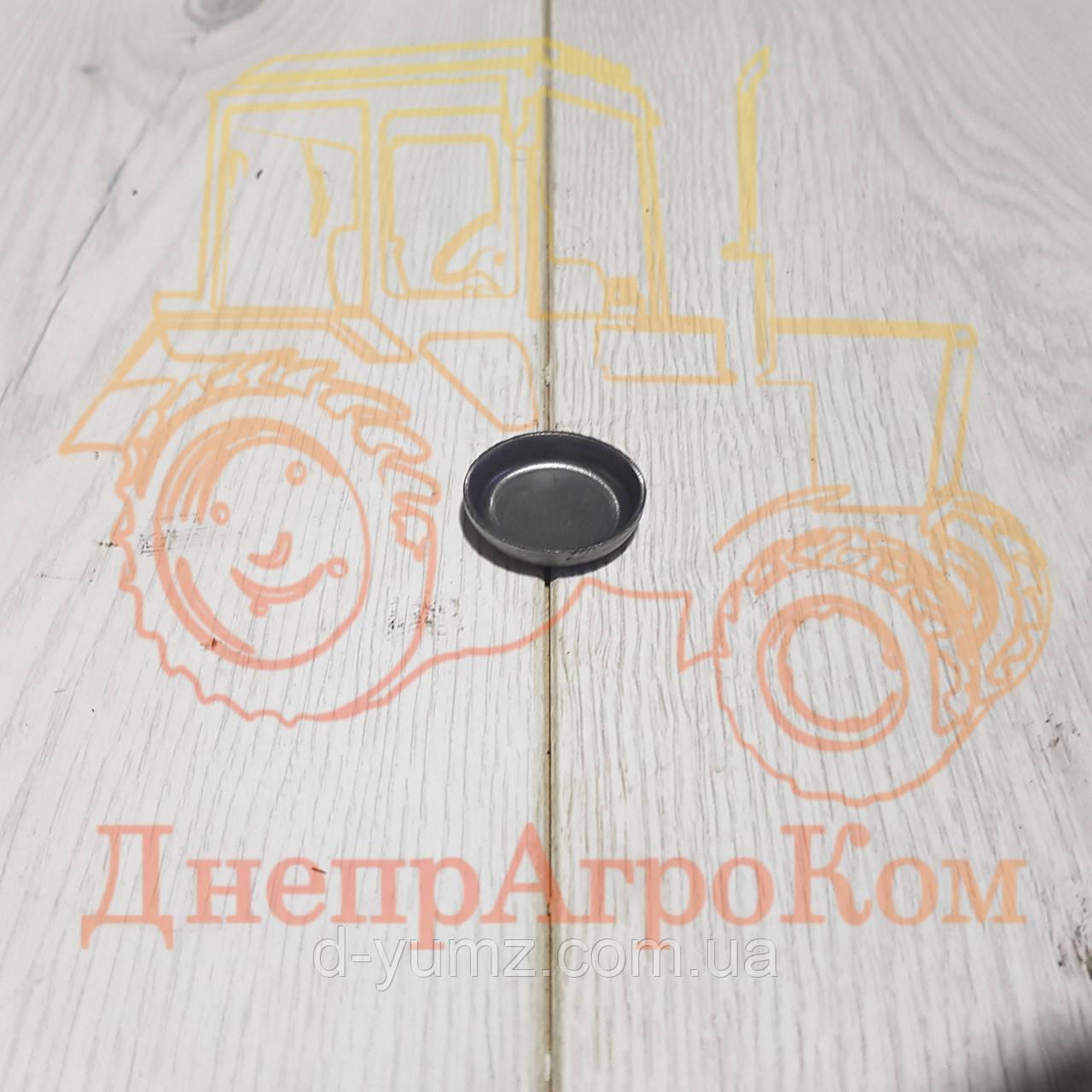 Заглушка головки блока ЮМЗ Д-65 верхняя 50-1003117