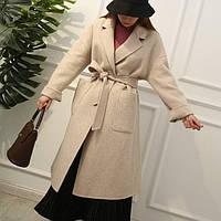 Женское осеннее пальто. Модель 779