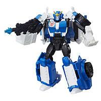Трансформер Hasbro TRANSFORMERS Роботс-ин-Дисгайс: Войны Strongarm (B0070_B0910)