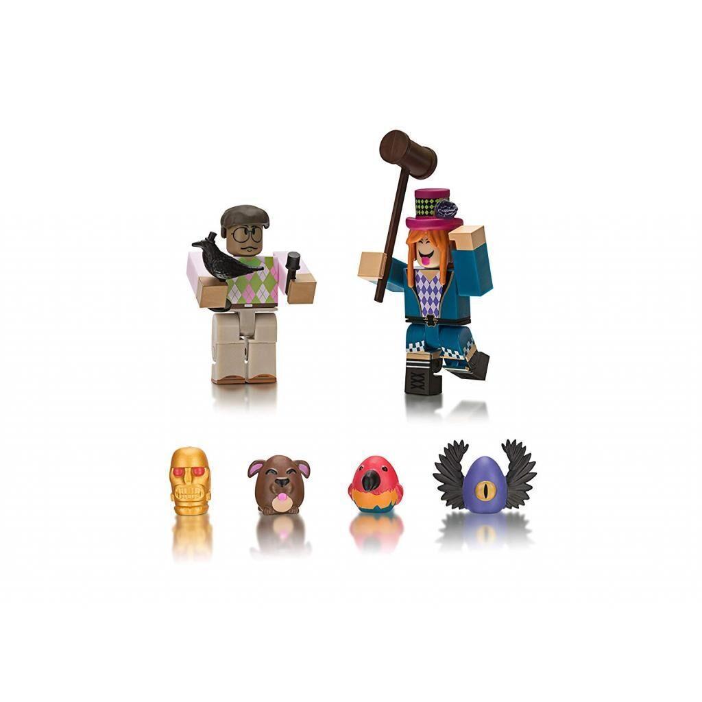 Фигурка Jazwares Roblox Game Packs Egg Hunt: The Great Yolktales W3, набор 2 (ROG0119)