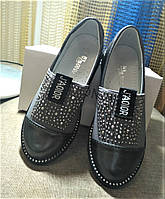 Стильные туфли для девочки JONG-GOLF
