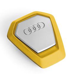 Оригінальний освіжувач повітря Audi singleframe fragrance dispenser (жовтий), артикул 80A087009B