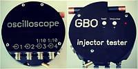 GBO injector tester. Стенд диагностики газовых форсунок + осциллограф