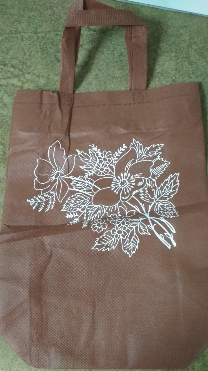 Эко-сумка (шоппер) с молнией, 30,5*42,5*10 см