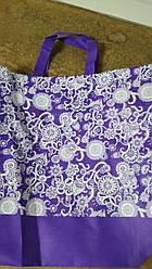 Эко-сумка с молнией (шоппер), 39,5*40*11 см