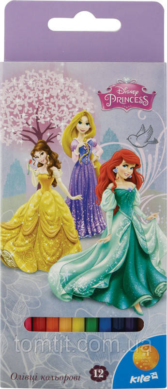 Карандаши «Princess», 12 цветов
