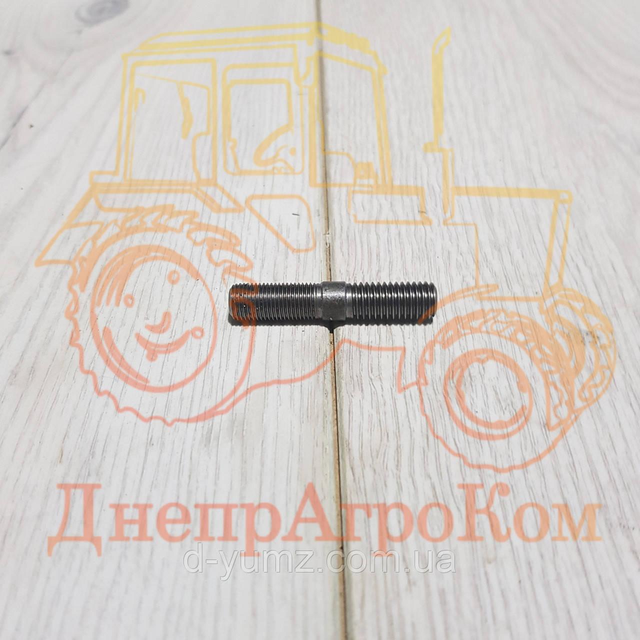 Шпилька крепления форсунки ЮМЗ Д-65 Д02-070