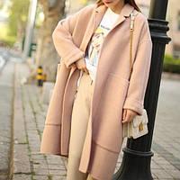 Женское осеннее пальто. Модель 780