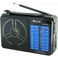 Радиоприемник всеволновой GOLON RX-A07 радио для дачи отдыха дома