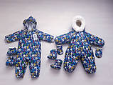 Детский комбинезон трансформер для новорожденного, фото 6