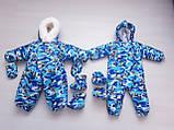 Детский комбинезон трансформер для новорожденного, фото 4