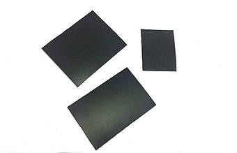 Магнитный меловой ценник А8 5х7 см черный для надписей мелом и маркером Грифельная табличка