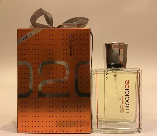 Женская парфюмированнная вода Essentric 02 100ml.Fragrance World.(100% ORIGINAL)