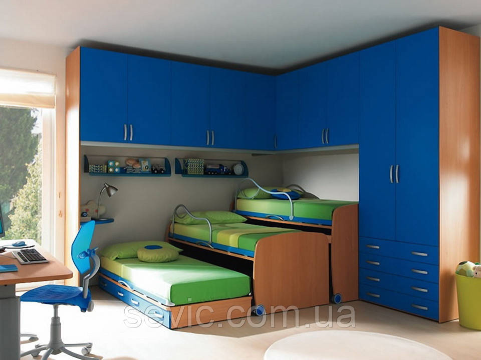 Детская комната ДКР 177