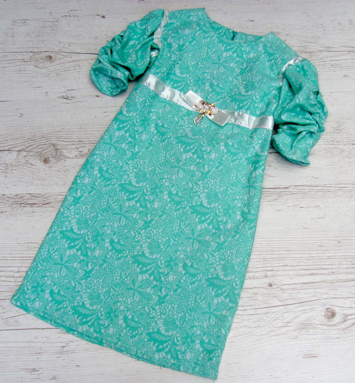 Детское  платье Анна р. 152, фото 1