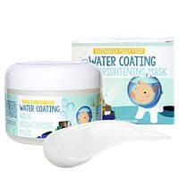 Маска ночная увлажняющая ELIZAVECCA Milky Piggy Water Coating Aqua Brightening Mask, 100 мл