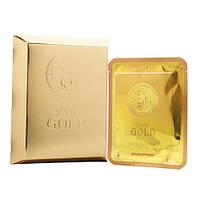 Омолаживающая маска с золотом и секретом улитки ELIZAVECCA 24K Gold Water Dew Snail, 10 шт