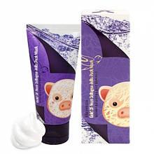 Маска для лица с экстрактом ласточкиного гнезда ELIZAVECCA Gold Cf-Nest Collagen Jella Pack Mask, 80 мл